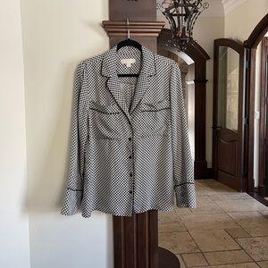 Michael Kors Pajama Style Shirt